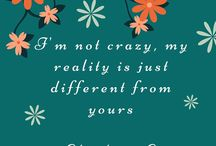 Alice in Wonderland Quotes / I love this story - so much wisdom cunningly disguised as nonsense!