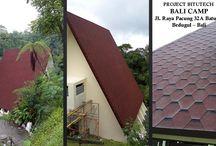 BITUTECH INDONESIA / Bitumen roof shingles made in Indonesia - manufacture by Korea   Contact : Ir. Arif Sulistianto PIN BB : 2B5EBC2F HP : 081212342421 Email : atapbitumen@gmail.com Web Blog : http://www.bitutek.blogspot.com   -  BITUTECH Berpengalaman dan telah mengekspor ke beberapa negara di Eropa, Asia, Timur Tengah, Rusia, dll.  -  Harga yang terjangkau dengan tetap lebih berkualitas (SERTIFIKASI MUTU LENGKAP)