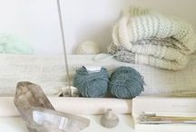 Crochet. Knitting. Needle. Falt. Wool / 당텔 오 크로셰(dentelle au crochet) 손으로 짠 레이스
