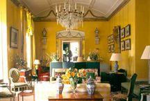 Interior Design. Georgian