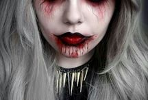 Scary make up
