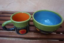Wunderschöne Keramik aus Ungarn