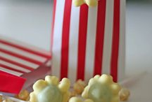 Movie Theme Sweets