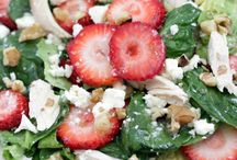 Salads / by Lori DiTunno