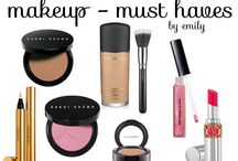 Let's MAKE UP / by Jenna Crandall
