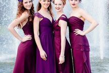 wedding - Bridesmaid Dresses / by Sloths Are Fuzzy