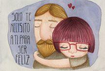 Ilustraciones / Ilustraciones hechas a mano con mucho amor