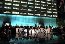 Eye On Occupy / Global events involving the Occupy Wall Street movement. / by James Avatar