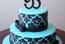 19th bday cake