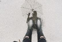 Deštivé Dny