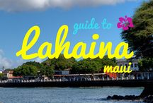 Star Noodle -> Lahaina, Maui / Lahaina is the town that Star Noodle calls home, Aloha from Maui!