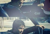 Damon and him friends / The most beautiful and funny photos of Damon