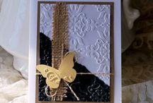 Scrapbooking/Handmade Cards / by Margo Horowitz