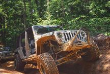 The only way to spend your #MuddyMonday is to continue getting dirty. : Josh A. - photo from jeepofficial
