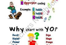Spanish Subjunctive / by APC Spanish Schools Granada Nicaragua