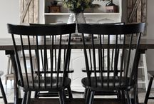 dining room inspiration / dreamy dining rooms - farmhouse style - vintage style - industrial chic - modern coastal - dining rooms for every style