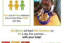 HavServe Zero Hunger 2016 Summer Campaign
