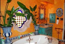 Mexican decor / by Pascale Vaudrin