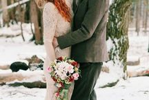 winter wedding / diy wedding,vintage,outdoor,wedding