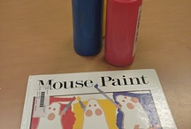 mouse paint count / by Jo Huxter
