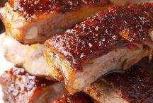 Pork/rib recipes