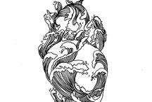 tatoos - dessins