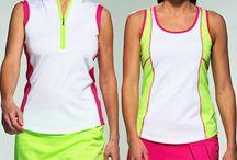 Golf  & Tennis Wear - Sirenia Style! / Our favorite athletic wear - Sirenia Style! http://www.annamariaislandhomerental.com https://www.facebook.com/AnnaMariaIslandBeachLife Twitter: https://twitter.com/AMIHomeRental / by Anna Maria Island Beach Life