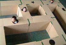 Boites en cartons