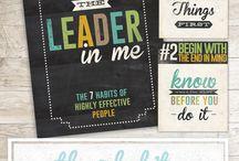 Leader in Me / by Kris Lytle