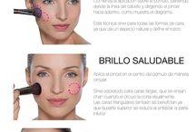 Makeup - blush