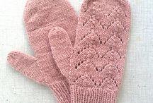 Knit drop stitch