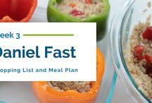 daniel fast meals