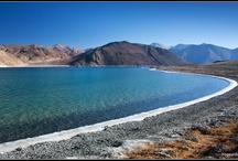 Ladakh and Zanskar / Beautiful Ladakh and Zanskar region of India.