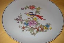 Hollóházi porcelán Hungary