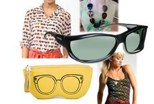 Sunglass- Inspired Fashion / fashion inspired by the cool factor of sunglasses!