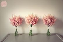Wedding flowers / Inspiration for my wedding in May
