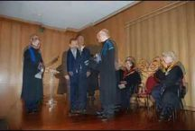 Cerimonial do Acto de Investidura Doutoramentos Honoris Causa / Cerimonial do Acto de Investidura Doutoramentos Honoris Causa - 3 de Maio 2014 Auditório da Universidade Fernando Pessoa