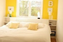 Color Spotlight: Yellow / Yellow rooms and paint project ideas