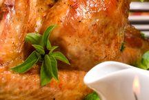Turkey day menu / by Laura Bacon