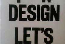 Inspiration / inspirational design & more...