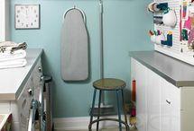 Idee per il bagno e la lavanderia