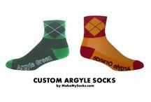 Custom Fashion Socks / custom socks made for fashion brands and designers.