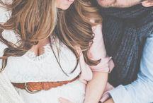 Těhotenské fotky