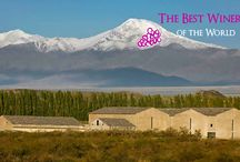 Bodega Atamisque / Lovely estancia with winery, vineyard, lodges, tennis court and restaurant located in the Uco Valley, Mendoza, Argentina.