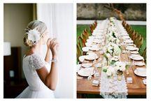 Wedding DIY / Inspirational DIY projects for weddings