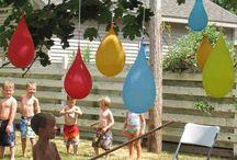 Játékok a szabadban