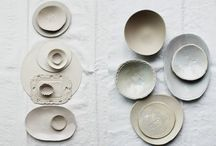 Ceramique blanche