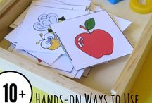 Hands on Reading Activities / If you're teaching reading, follow this board for multisensory, creative, and hands on ways to learn to read!  This board is not accepting new contributors at this time.
