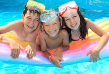 Swim Safe All Summer / Swim safe this summer. Learn to reduce the risks                       with great pool safety tips!