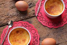 Cooking desserts - Postres / by Maria Luisa Bravo Benitez